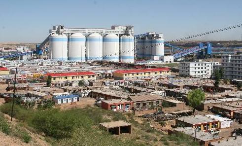 煤矿设备行业应用