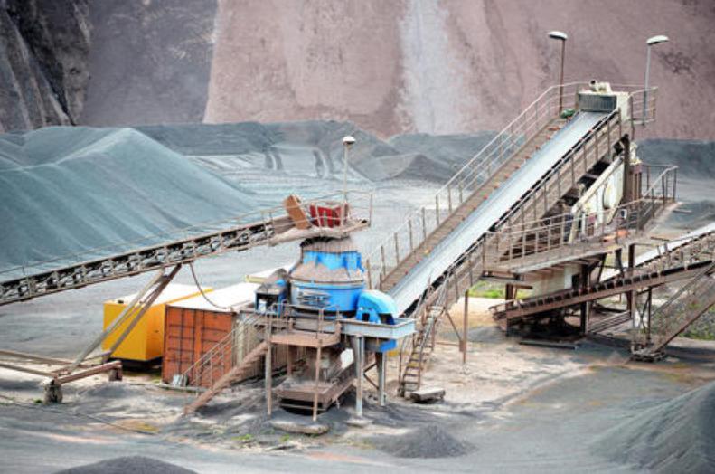 矿业设备行业应用
