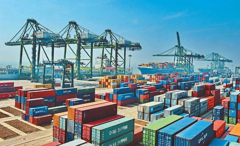 港口输送设备应用